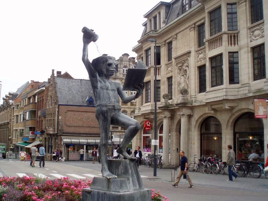 Leuven očarí nielen študentov