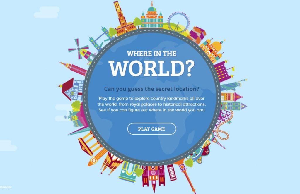 Poznáte známe svetové lokality? Vyskúšajte sa vhre cezStreet View