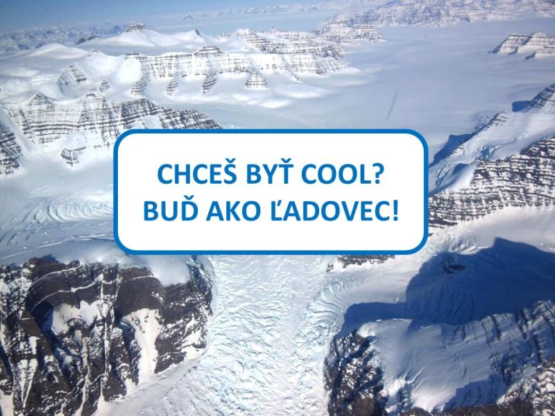 Činnosť ľadovcov (prezentácia)
