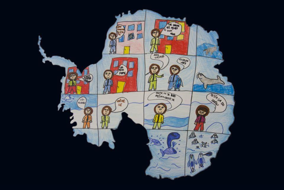 detské mapy vlastiveda