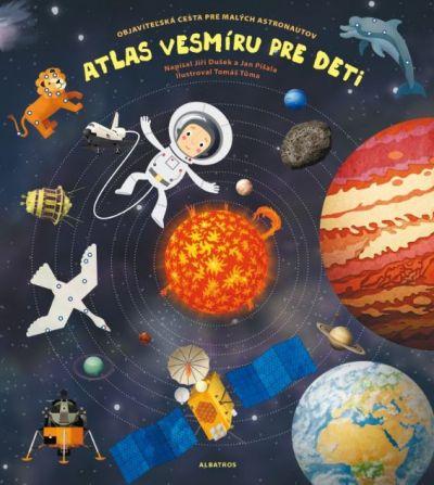atlas vesmíru detský