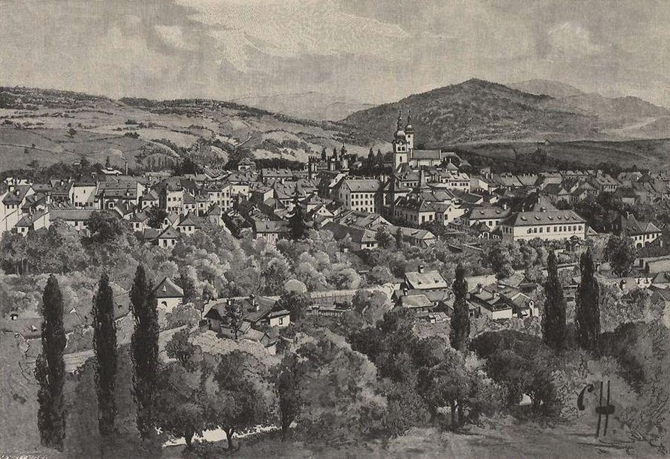 Historické zobrazenia Slovenska zprelomu 19.a20.storočia