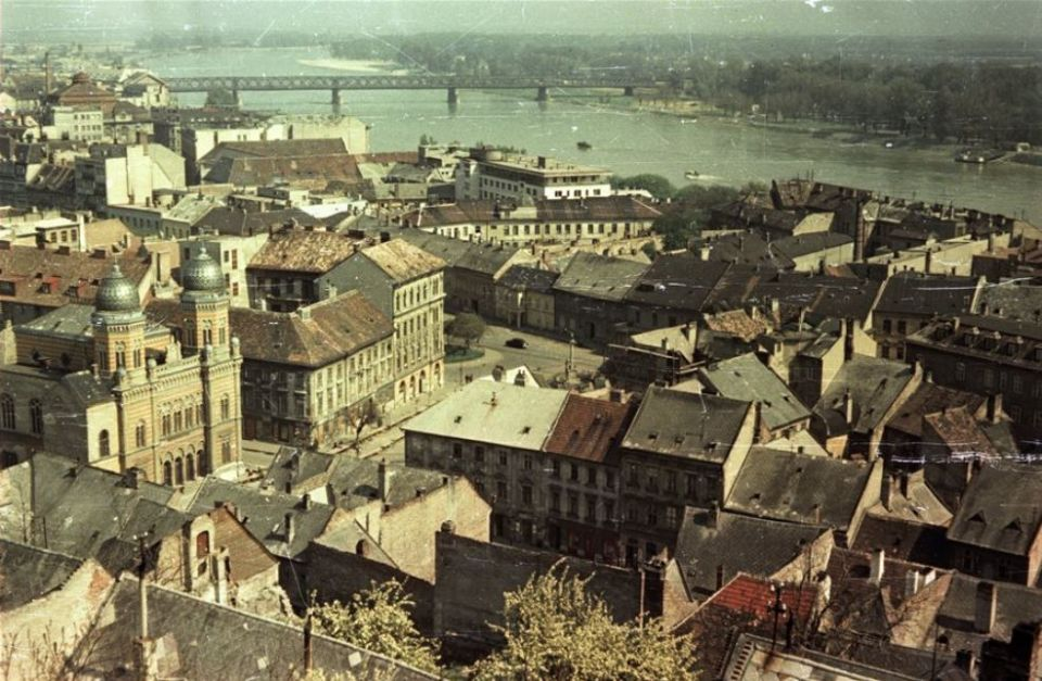 Bratislava spredpolstoročia. Historické fotografie zroku 1959