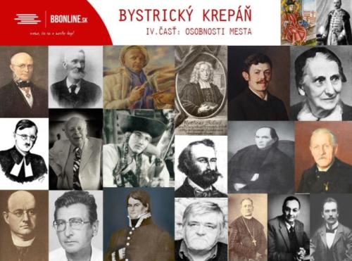 Banská Bystrica osobnosti mesta kvíz