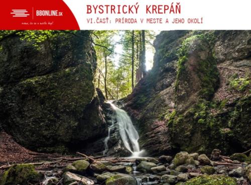 Banská Bystrica príroda a okolie kvíz
