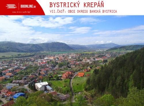 obce pri Banskej Bystrici kvíz