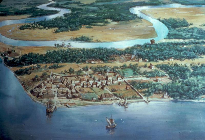 kolónia Jamestown