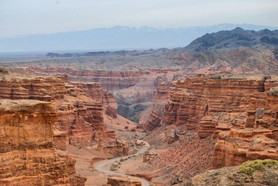 Čarynský kaňon –Grand Canyon strednej Ázie