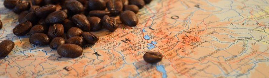 Geografia kávy. Kde sa pestuje aakosa spracúva? Návrh voňavej vyučovacej hodiny