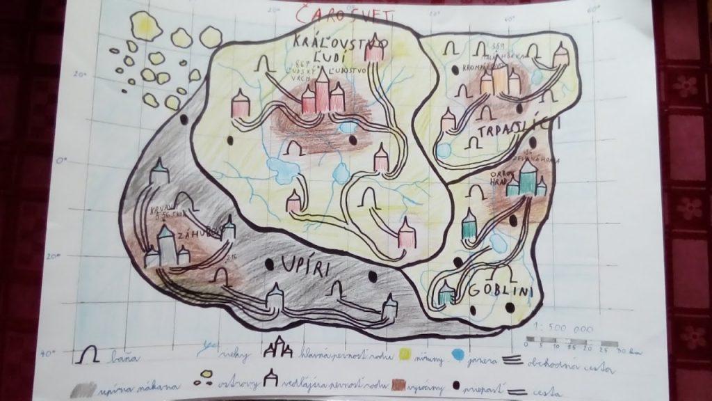 detská kartografia