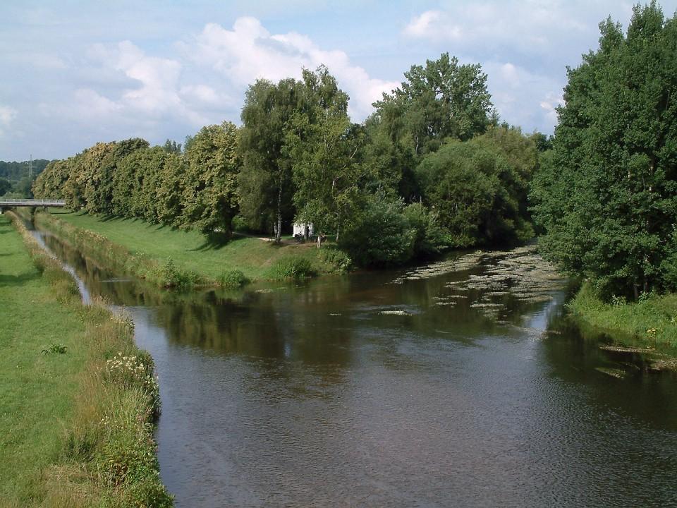 Rodičia Dunaja –rieky Breg aBrigach