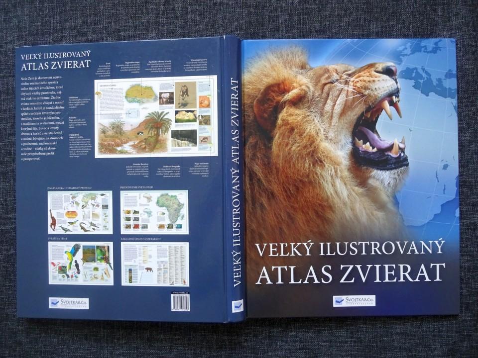 Veľký ilustrovaný atlas zvierat