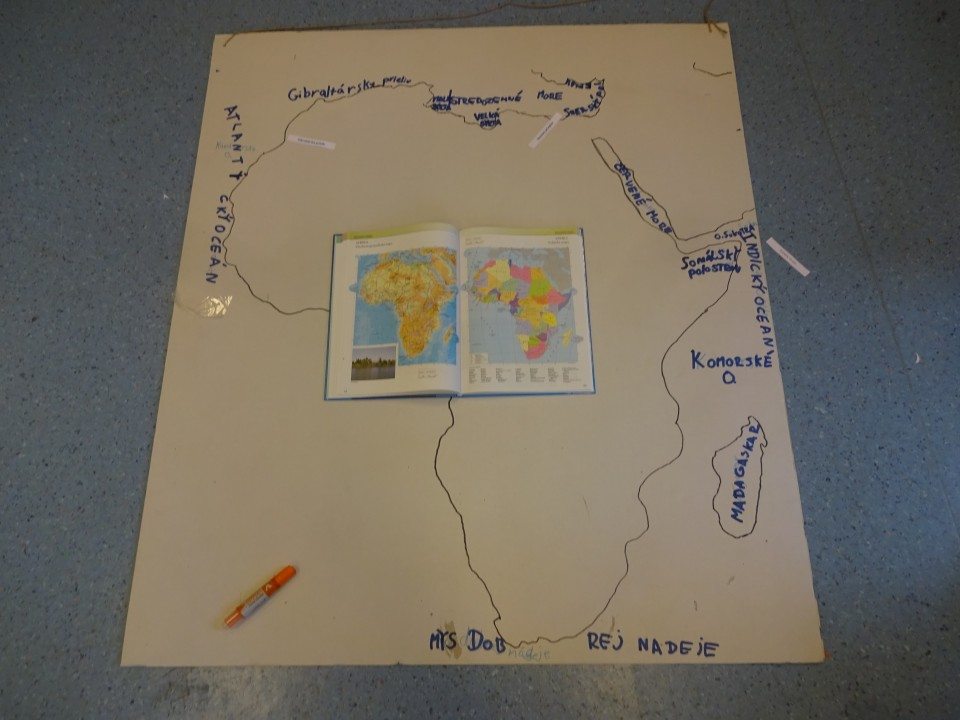 žiacka mapa
