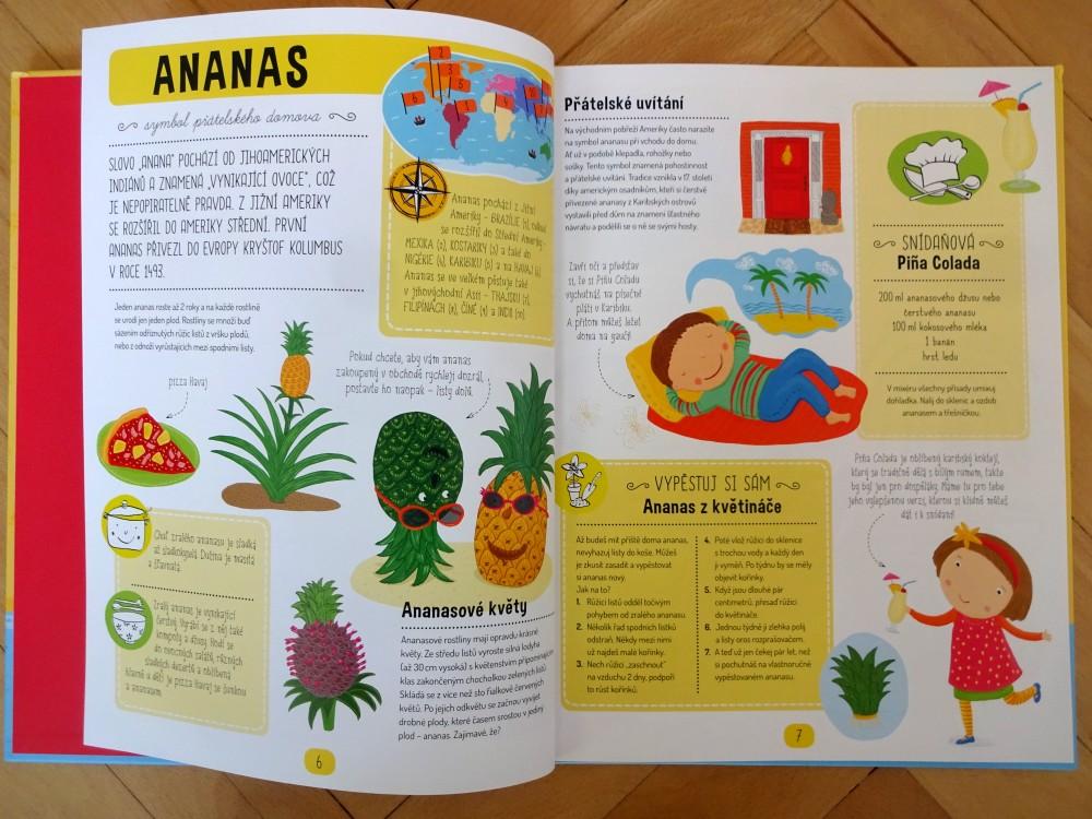 Potraviny známe neznáme kniha