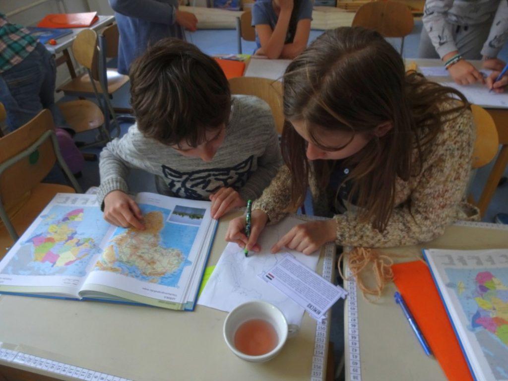 kolonizácia Afriky škola