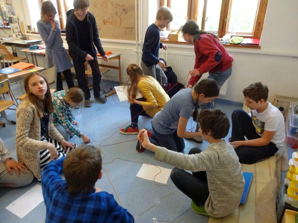skupinové vyučovanie