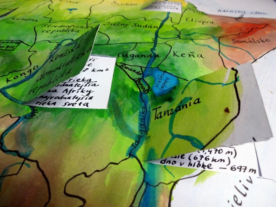 výtvarná geografia