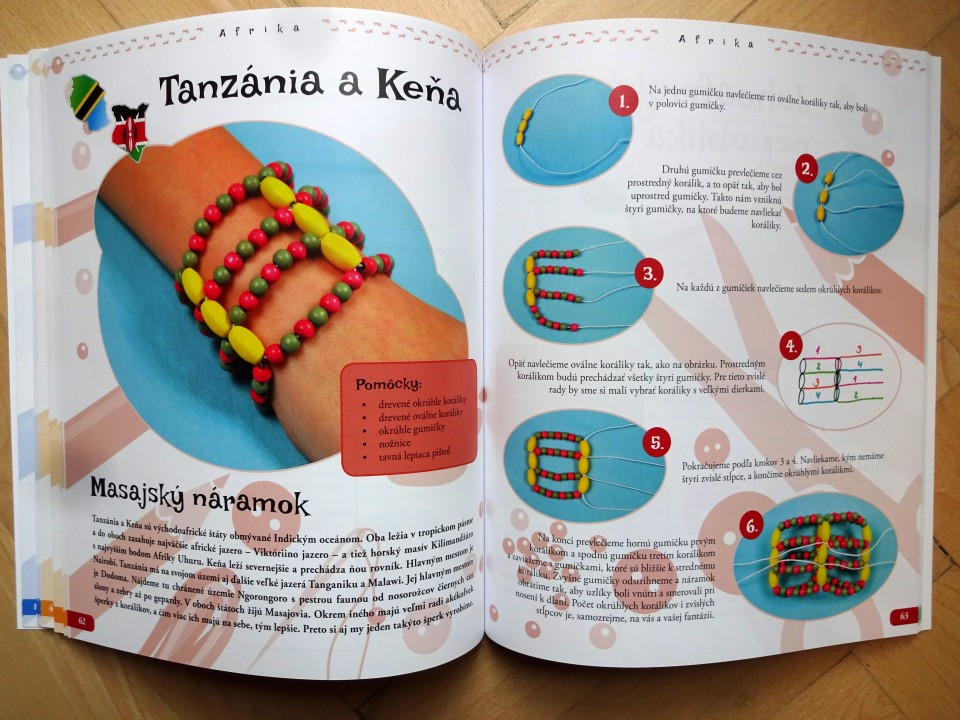 tvorenie z celého sveta kniha pre deti