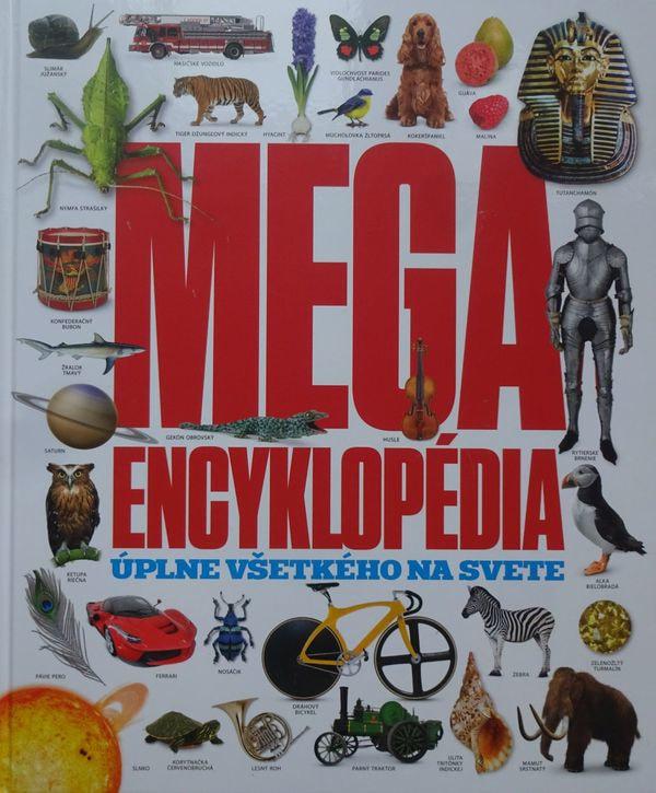 Megaencyklopédia úplne všetkého nasvete