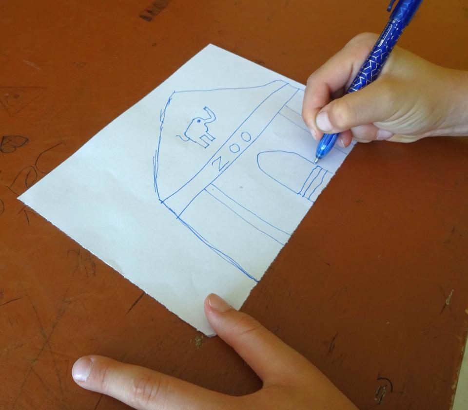 rozvoj tvorivosti škola