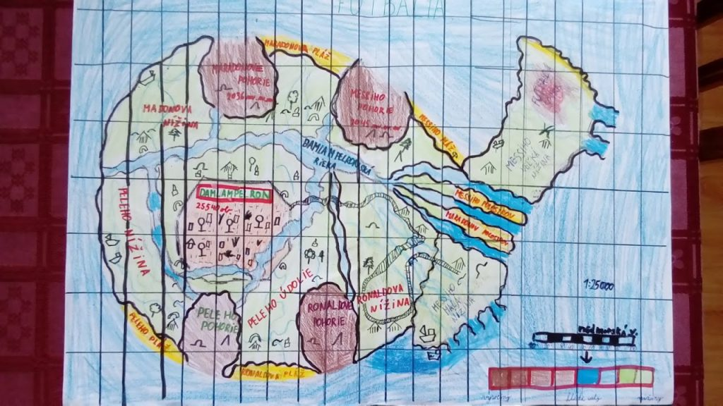 kreatívna výučba geografia