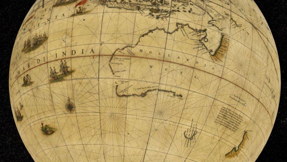 Spoznajte dejiny kartografie cezhistorické mapy aglóbusy vovirtuálnej mapovej zbierke