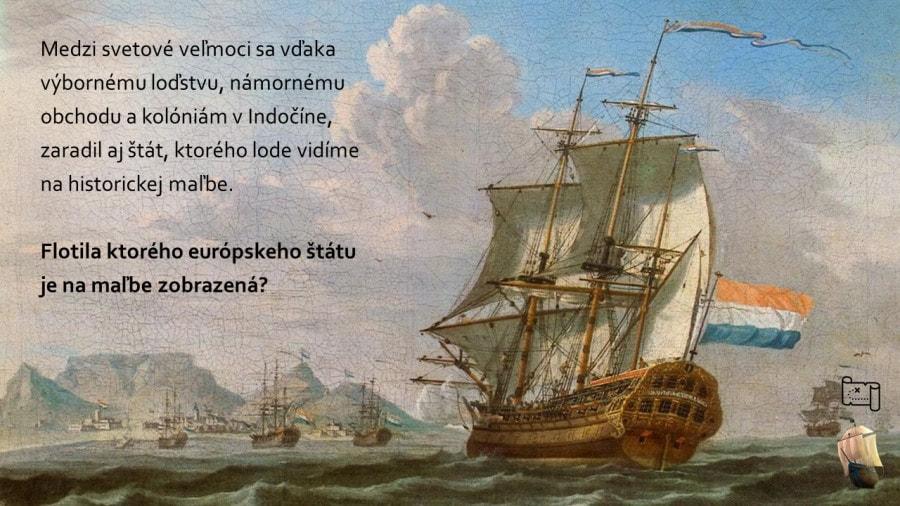 holandské námorníctvo