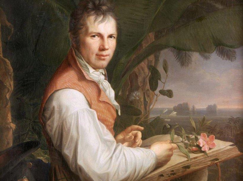 Vydajte sa postopách Alexandra Von Humboldta