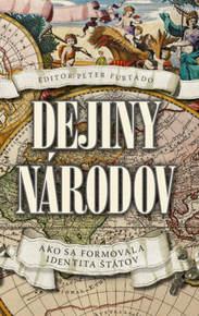Dejiny národov kniha