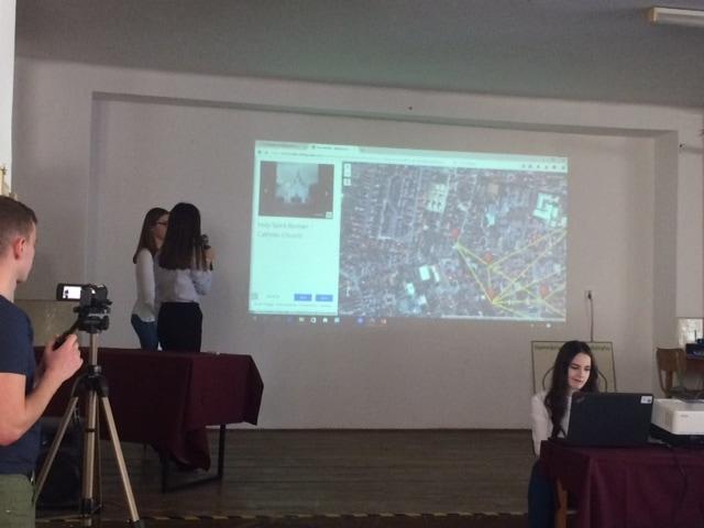 prezentácia projektu škola
