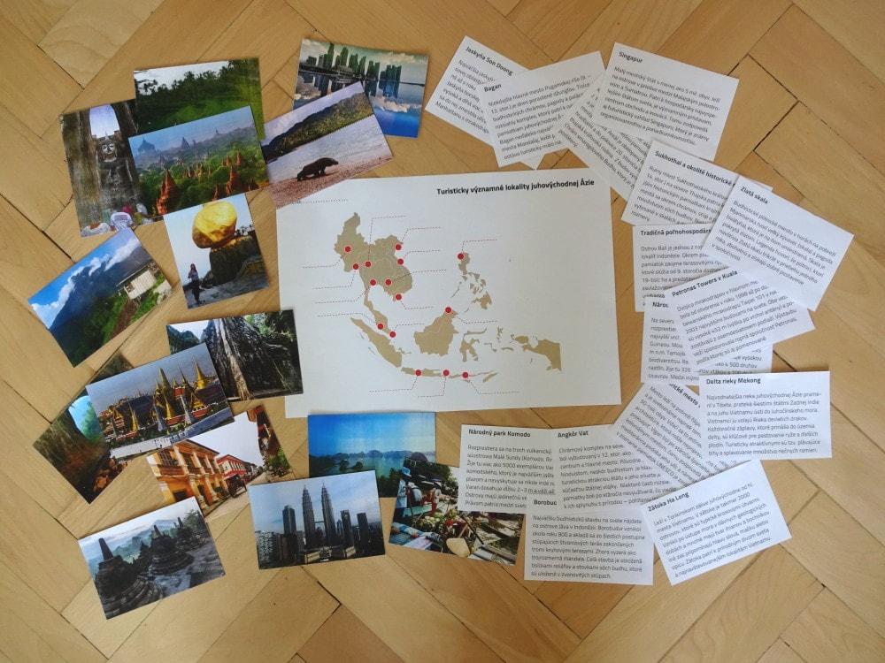 cestovný ruch juhovýchodná Ázia