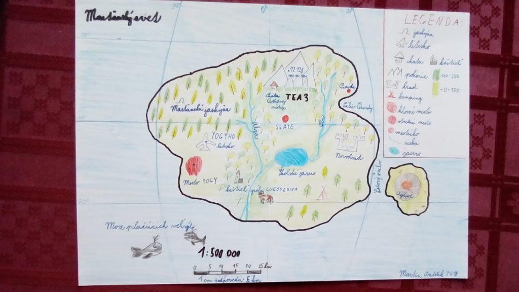 fantázia mapa