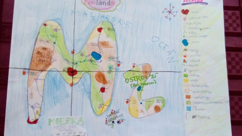 tvorivosť na geografii