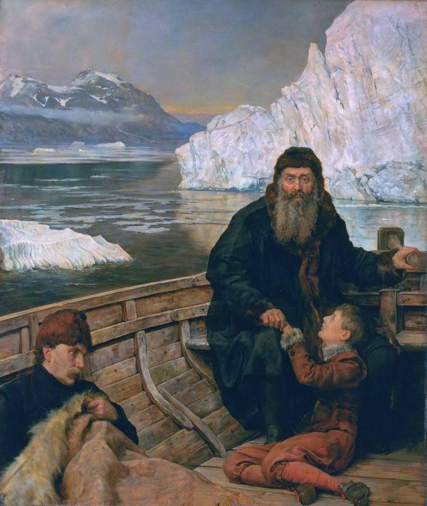 Posledná plavba Henryho Hudsona