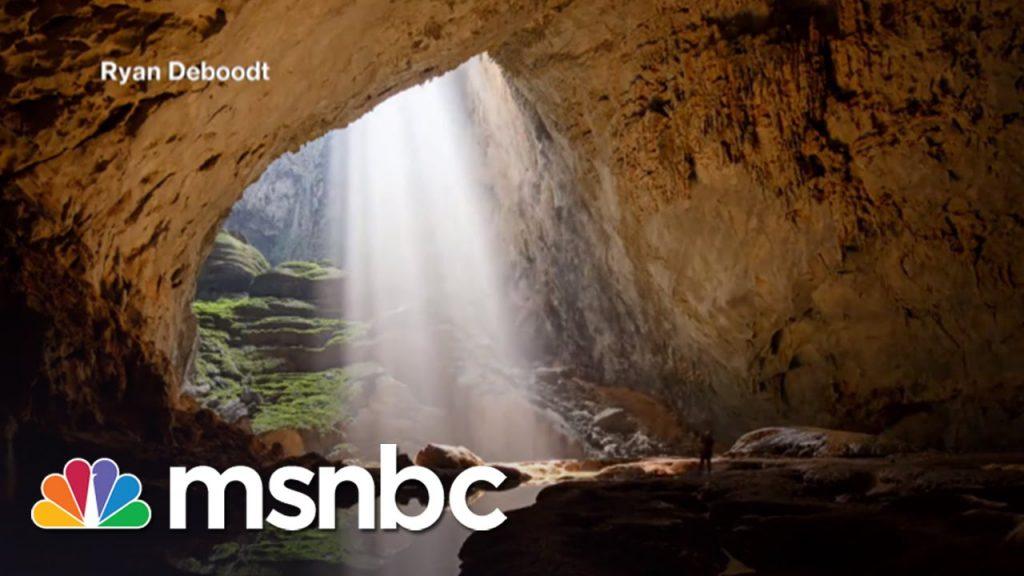 Pozrite si najväčšiu jaskyňu sveta zpohľadu dronov