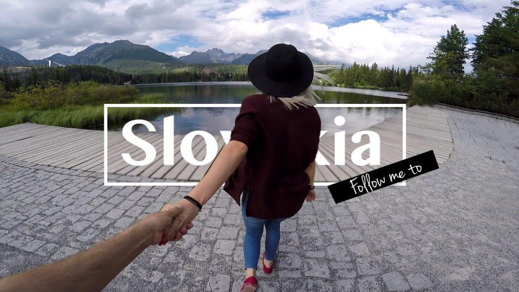 Follow me toSlovakia. Spoznáte všetky lokality vovideu?