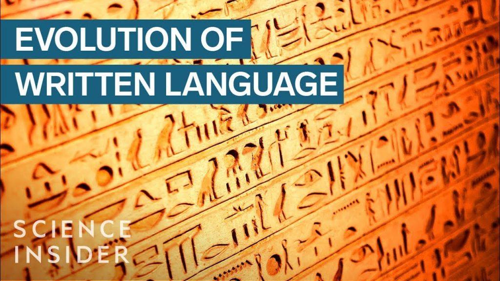 Ako sa svetom šírilo písmo? Pozrite si animovanú mapu