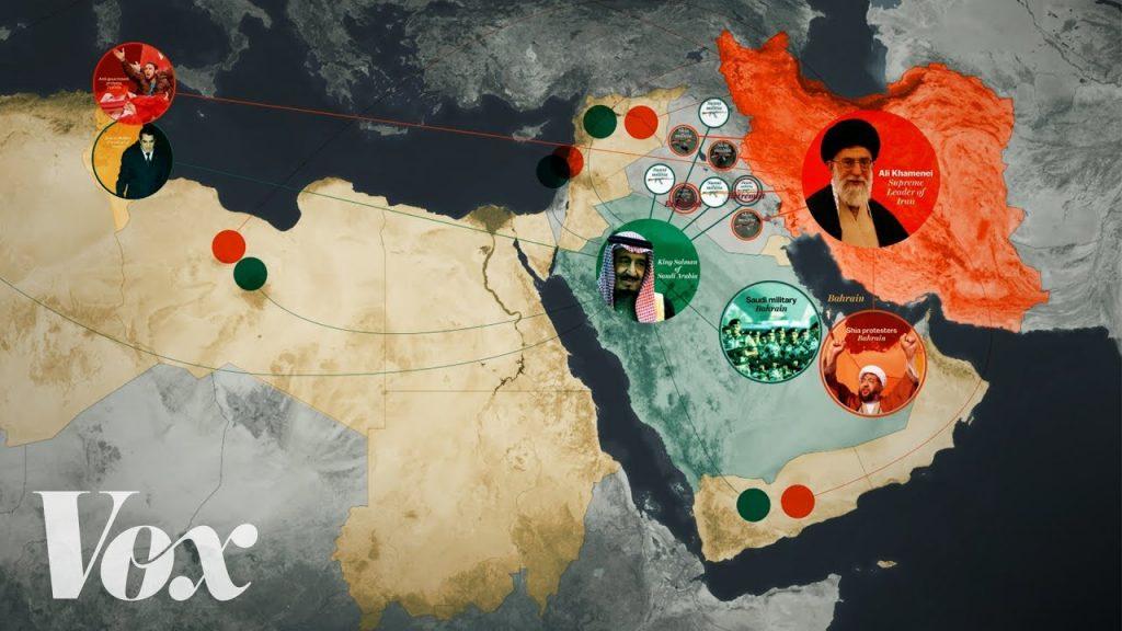 Boj ovplyv naBlízkom východe. Prečo sú Saudská Arábia aIrán vstudenej vojne aaké tomá dôsledky?