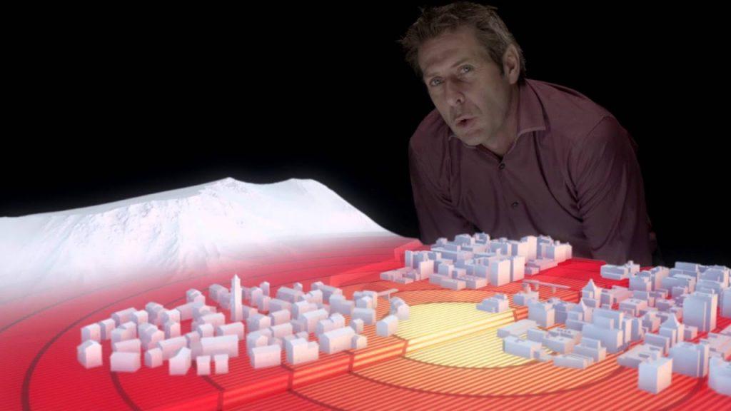 Anatómia zemetrasenia. Video otom prečo aakosa trasie zem