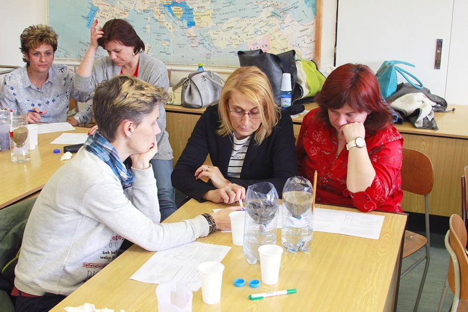 vzdelávanie učiteľov geografia