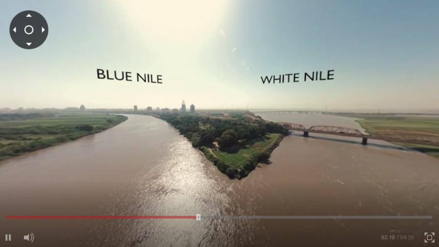 Spor ovodu. Pozrite si 360° video oetiópskej priehrade, ktorá zmení život vpovodí Nílu