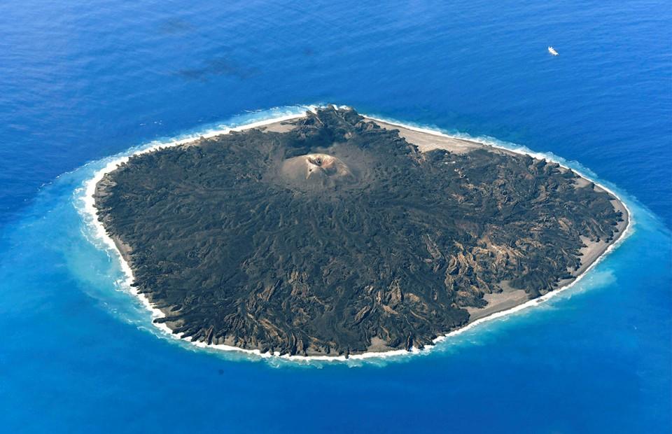 Ostrov, ktorý rastie predočami