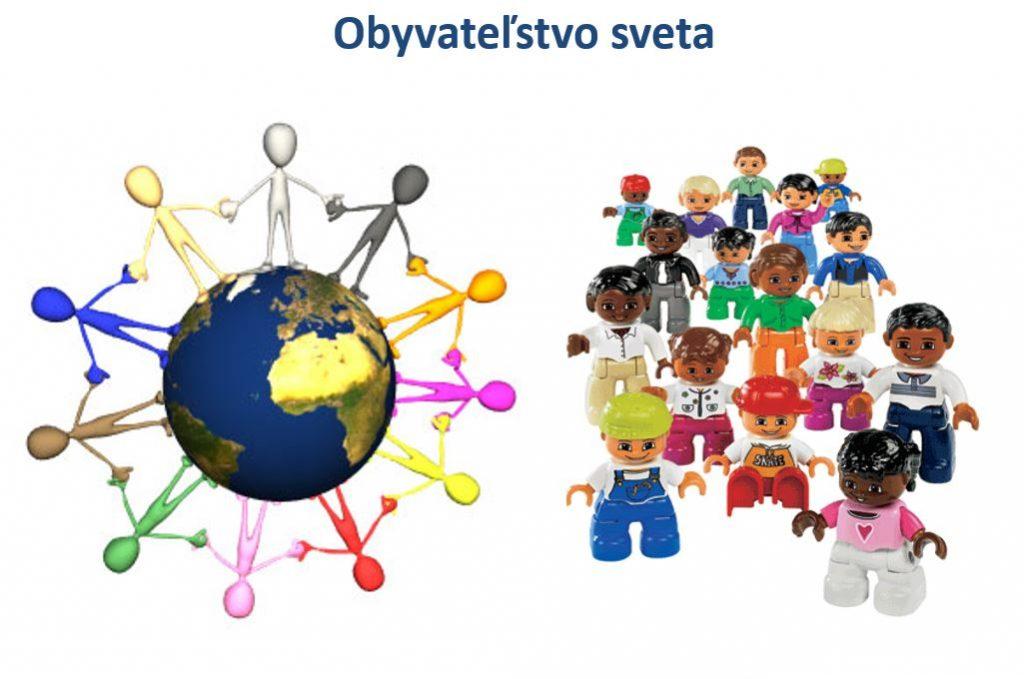 Obyvateľstvo sveta (prezentácia)