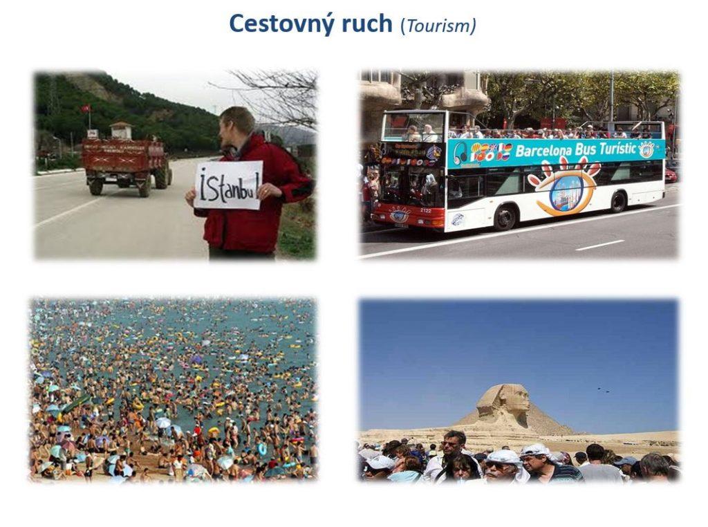 Cestovný ruch (prezentácia)
