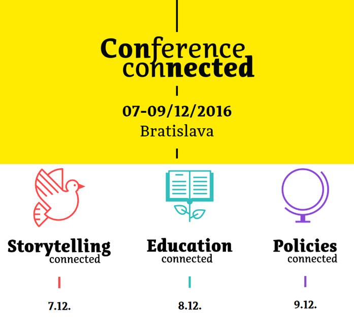 Conference connected –bavme sa oľudských právach