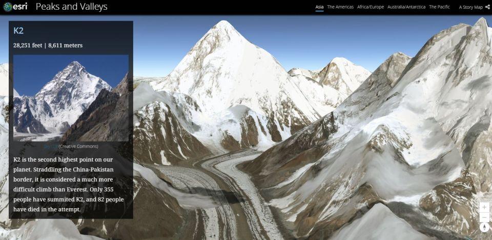 Prelet nadnajvyššími vrchmi sveta