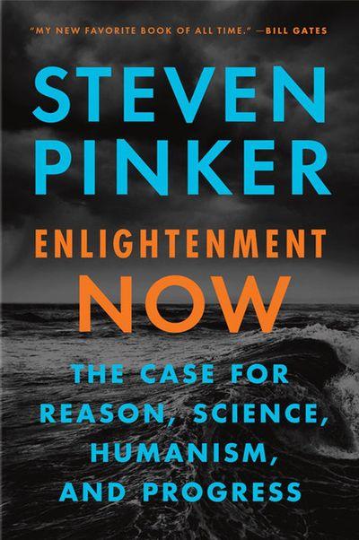 Steven Pinker kniha