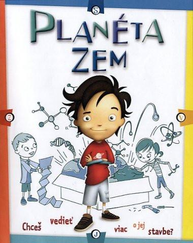 Planéta Zem kniha