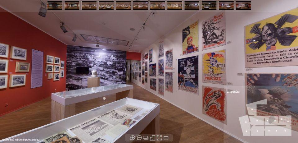 Sen × skutočnosť. Pozrite si virtuálnu prehliadku výstavy, ktorá mapuje Slovensko vrokoch 1939 –1945