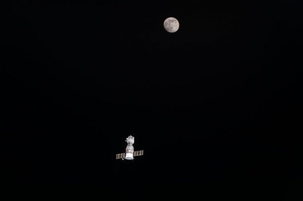 Sojuz naceste naZem